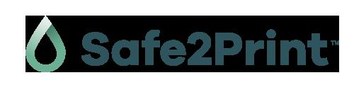 Safe2Print™ Logo