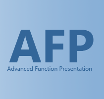 AFP : Advanced Function Presentation