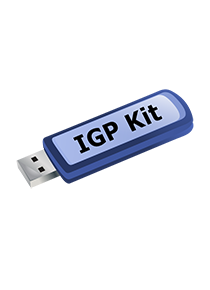 IGP Kit : IGP printing for HP LaserJet