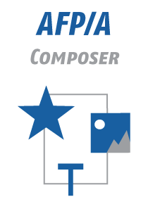 APF/A Composer delivers AFP/A output files with all resources embedded