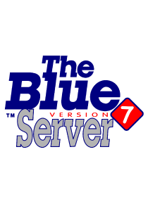 Blue Server version 7