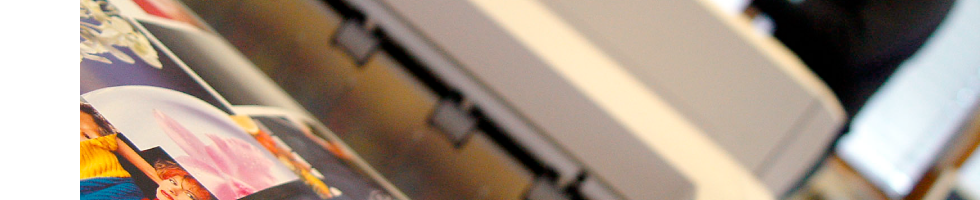 Printer close-up